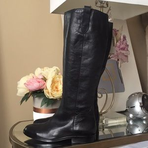 Ivanka Trump Genuine leather boots Sz 8